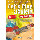 Let´s play Ukulele - Songbook