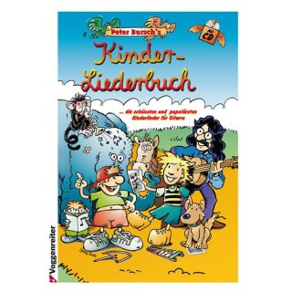 Kinder - Liederbuch Peter Bursch