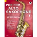 Pop For Alto Saxophone 3