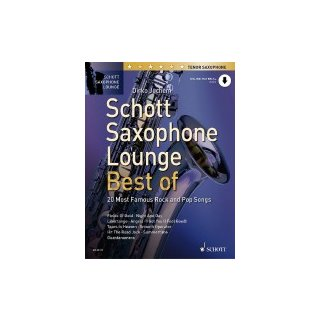 Saxophone Lounge - Best of Tenor-Saxophone